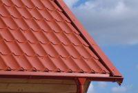 Anwendung Dachpfannenprofil aus Metall