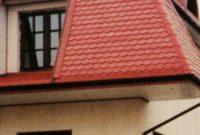 Metall-Biberschwanzprofile - Ansicht