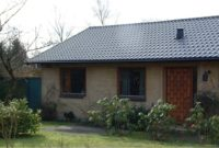 Metalldachpfannenprofile Bungalow