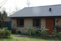 Metall-Dachpfannenprofile - Bungalow