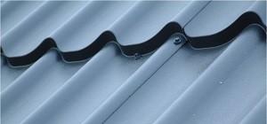 Metall-Dachpfannenprofil mit + ohne Isolierung