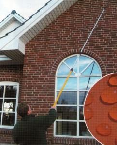Günstige Dachsanierung durch Dachbeschichtung mit innovativer Nano-Technologie