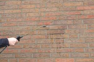 Fassadensanierung und Fassadenschutz durch Imprägnierung und Nanoversiegelung