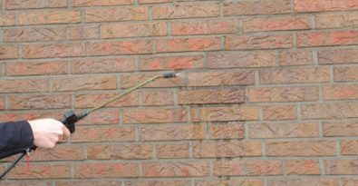 Nanoversiegelung für die Schwimmbad- und Mauersanierung