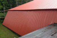 Trapezprofil zur Dachsanierung
