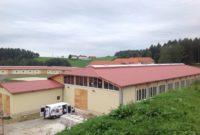 Dachsanierung mit Metall-Dachpfannenprofilen mit Isolierung