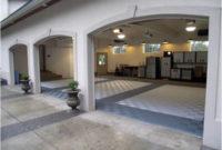 Kunststoff Fliesen als Bodenbelag für die Garage