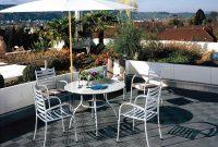 Tecto-San Classic als Bodenbelag für Balkon und Terrasse