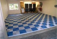 Tecto-San Classic als Bodenbelag für die Garage