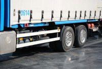 Tecto-San Evo-Floor sind auch bedingt befahrbar mit Lastkraftwagen