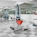Tecto-San Grip als Boden im Fitnessbereich
