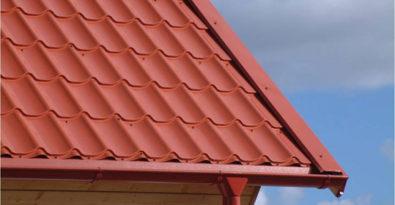 Dachpfannen Alternative: Dach-Profilbleche im Dachpfannen-Look