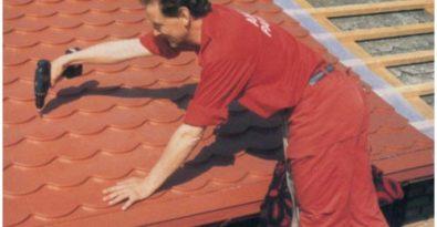Metall-Biberschwanzprofile als günstige Alternative zur Dacheindeckung