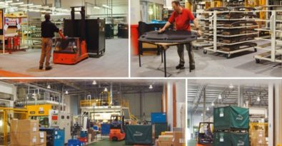 Innovative PVC Boden-Systeme für Innenräume