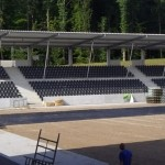 evo-floor Anwendungsbeispiel Outdoor Stadion