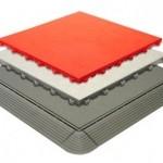 Tecto-San Floor Kunststoff-Bodenplatten
