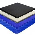 Tecto-San Spot Kunststoff-Bodenplatten