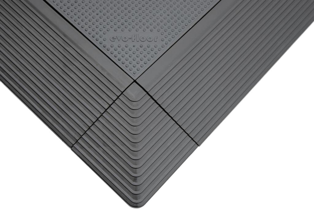 Tecto-San Evo‐Floor mit Ecken- und Seitenteile