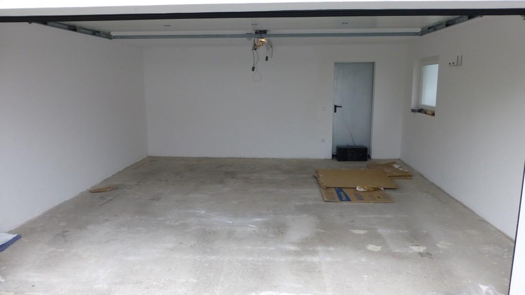 anwendungsbeispiel flexi tile pvc garagenboden. Black Bedroom Furniture Sets. Home Design Ideas