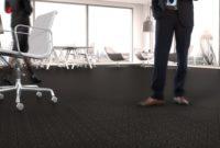 Anwendungsbeispiel Kontor, Büro, Arbeitszimmer - Top Tile Black Prism