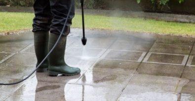reinigung betonboden vor betonsanierung