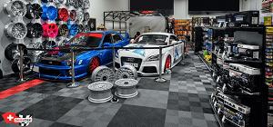 Bodenbeläge für Garagen - Swisstrax