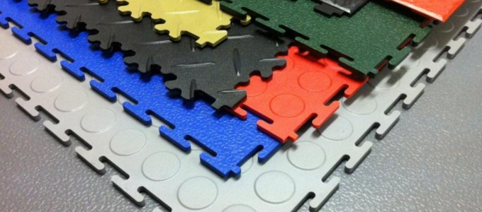 Wo können Flexi-Tile Bodenfliesen eingesetzt werden?