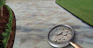 Versiegelung für Beton, Natursteine und Pflastersteine